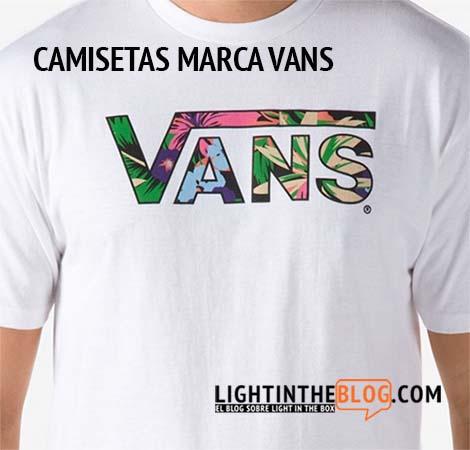 Camisetas Vans