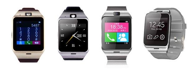 Smartwatch Aplus GV18