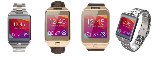 Smartwatch chino Nº1 G2
