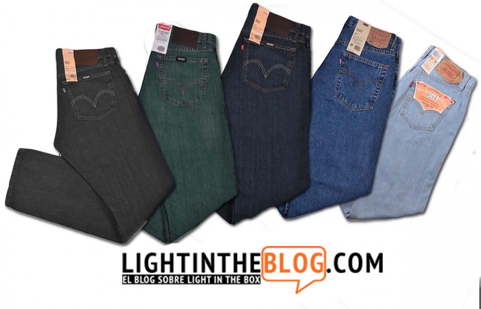 9a647ca18c Comprar pantalones Levis baratos - Light In The Blog
