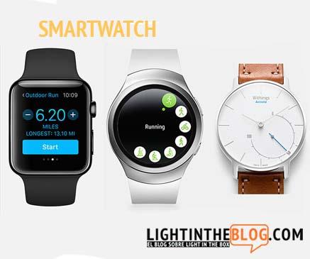 Pues encontrarás todos los modelos disponibles en materia de relojes  especiales de marca y también los famosos smartwatch chinos que están de  moda 15f5dc160e4f