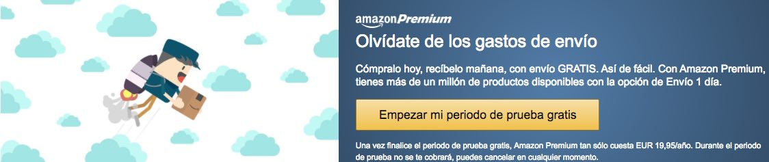 Amazon Premiun Gratis