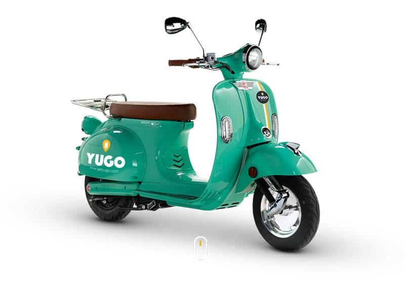 Yugo motos