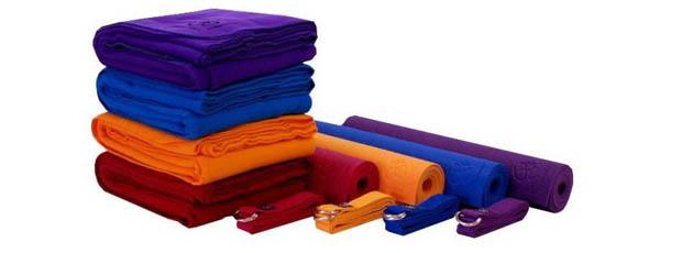 Aros, bandas y cinturones de yoga