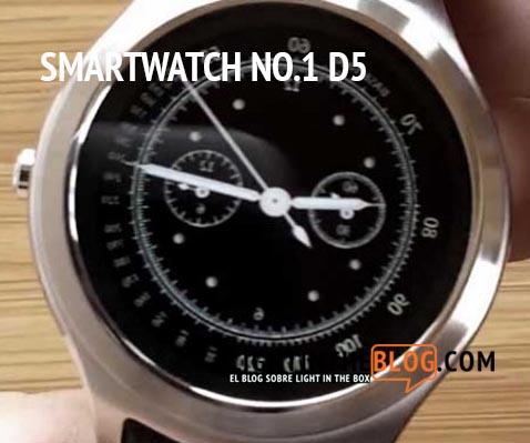 SMARTWATCH NO.1 D5