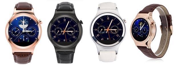 Smartwatch no Nº1 S3