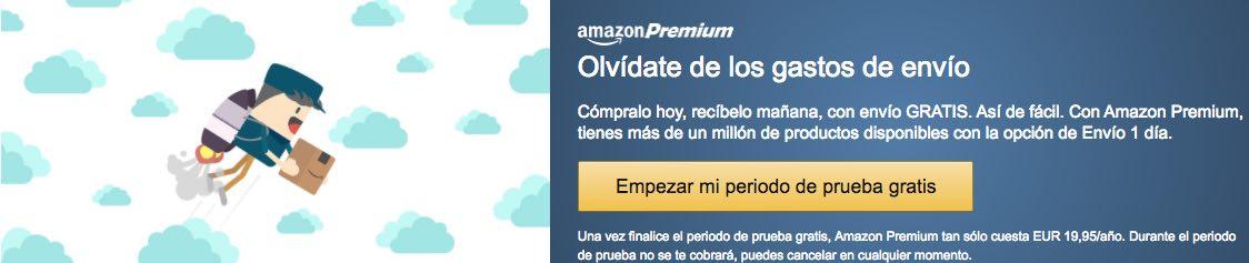 Amazon Premiun Gratis